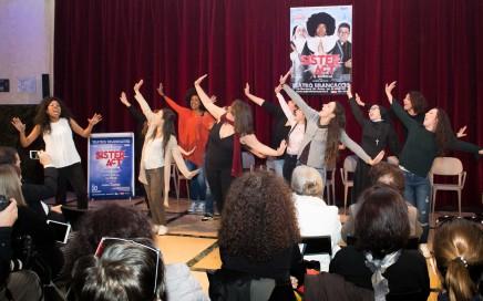 Dal palco di The Voice al palco del Teatro Brancaccio